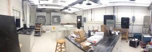 Krogstad Lab progress, Feb 2015